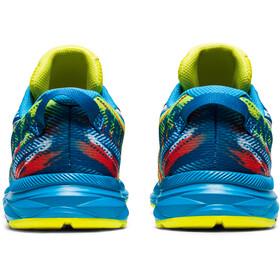 asics Gel-Noosa Tri 12 GS Shoes Kids reborn blue/sour yuzu
